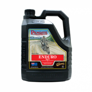 Penrite Enduro 25w70 High Zinc classic motorcycle engine oil 4 litres